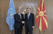 Secretary-General Meets President of former Yugoslav Republic of Macedonia 2.8203032