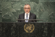 Foreign Minister of San Marino Addresses General Assembly 3.2120113