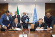 Secretary-General, Head of Arab League Sign Protocol 1.0