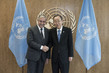Secretary-General Meets Turkish Cypriot Leader 1.0