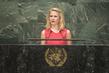 Foreign Minister of Liechtenstein Addresses General Assembly 0.08333052