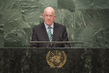 Foreign Minister of Ireland Addresses General Assembly 3.2120113