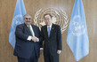 Secretary-General Meets Foreign Minister of Bahrain 2.8203032