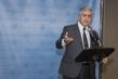 Turkish Cypriot Leader Briefs Press 0.65176344