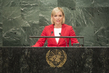 Foreign Minister of Iceland Addresses General Assembly 3.2120113
