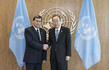 Secretary-General Meets Foreign Minister of Turkmenistan 2.8203032