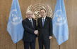 Secretary-General Meets Foreign Minister of Armenia 2.8203032