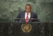 Foreign Minister of Republic of Congo Addresses General Assembly 3.2120113
