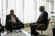 President of General Assembly Meets UNODC Chief 1.1491398