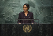 Foreign Minister of Dominica Addresses General Assembly 3.2120113