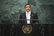 Foreign Minister of United Arab Emirates Addresses General Assembly