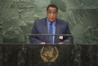 Foreign Minister of Sudan Addresses General Assembly 3.2120113