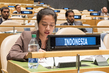 Indonesia Exercises Right of Reply during General Assembly General Debate 3.2120113