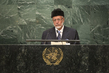 Foreign Minister of Oman Addresses General Assembly 1.0