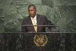 Foreign Minister of Bahamas Addresses General Assembly