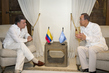 Secretary-General Meets President of Colombia in Cartagena 2.8203032