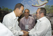 Secretary-General Meets Commander of FARC-EP in Cartagena 3.694443