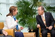 Secretary-General Meets French Environment Minister, COP21 President 6.6191053