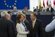 Secretary-General Attends Session of European Parliament on ParisAgreement 6.6191053
