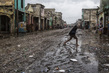 Hurricane Matthew Makes Landfall in Haiti 4.1804037