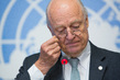Special Envoy for Syria Briefs Press 10.340329