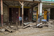 Aftermath of Hurricane Matthew Devastation in Les Cayes, Haiti 4.2617054
