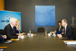 Secretary-General Meets Chairman of Board of Arctic Circle 6.618781