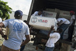 Loading of Disaster Relief Supplies in Haiti in Aftermath of Hurricane Matthew 3.5087824