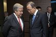 Secretary-General Meets António Guterres before General Assembly Appointment 3.2146072