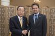 Secretary-General Meets Minister for Foreign Affairs, Ecuador. 1.0