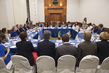 Secretary-General Meets with Ecuador Country Team 2.2532034