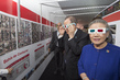Secretary-General Visits Ecuador Pavilion at Habitat III 1.0