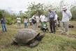 Secretary-General Visits Highlands of Santa Cruz Island, Galapagos 1.0