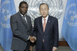 Secretary-General Meets Prime Minister of Haiti 1.0