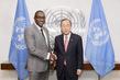 New Permanent Representative of Suriname Presents Credentials 1.0