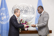 New Permanent Representative of Suriname Presents Credentials