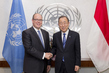 Secretary-General Meets Prince of Monaco