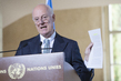 Special Envoy for Syria Addresses the Press 5.0307665