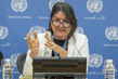 United Nations Special Rapporteur on Right to Food Briefs Press