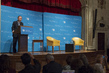 Secretary-General Delivers Lecture at Columbia University 2.8183079