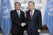 Secretary-General Meets with Executive Secretary of Viet Nam