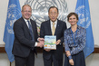 Secretary-General Meets Co-chairs of Advisory Group on Sustainable Transport