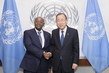 Secretary-General Meets Minister of State, Foreign Affairs of Gabon 2.819757
