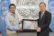 Secretary-General Meets Director of Galapagos National Park 2.819757