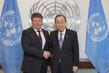 Secretary-General Meets Head of World Meteorological Organization 2.819757