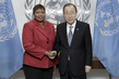 Secretary-General Meets with Chief Prosecutor of International Criminal Court 2.819757