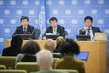 Deputy Permanent Representative for DPRK Speaks to Press 3.1907716
