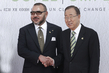 Secretary-General Meets King of Morocco 5.296034
