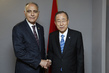 Secretary-General Meets Froeign Minister of Morocco and President of COP 22 2.819757