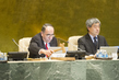 General Assembly Considers Cooperation between UN and Regional Organizations 3.2142284